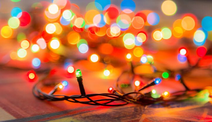 The Best Wearable LED Lights for Christmas Night Party
