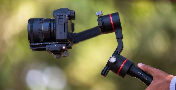 The Best Wearable Gimbal to Help You Take Videos Like a Pro
